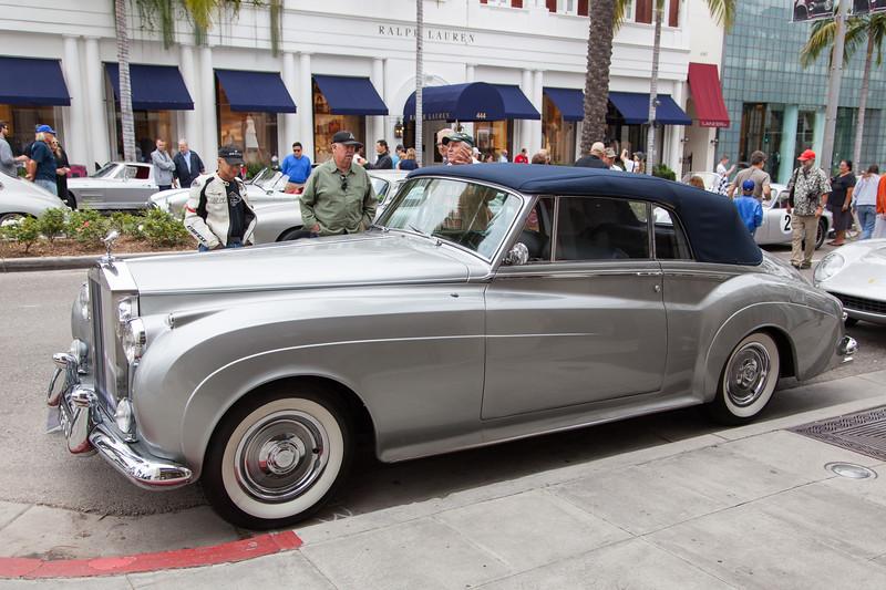 1960 Rolls-Royce Silver Cloud II Drophead Coupe