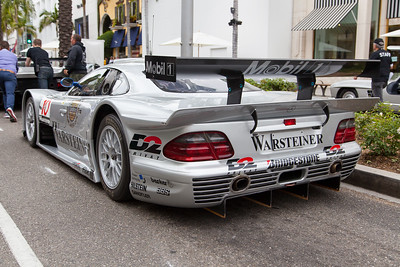 1997 Mercedes-Benz CLK-GTR Competition