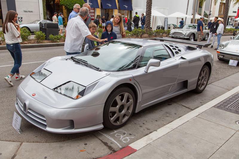 1994 Bugatti EB110 Supersport Le Mans