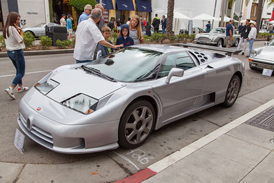 1994 Bugatti EB110 Supersport Le Mans
