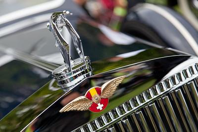 1935 Hispano Suiza J12 Coupe De Ville - Peter & Merle Mullin