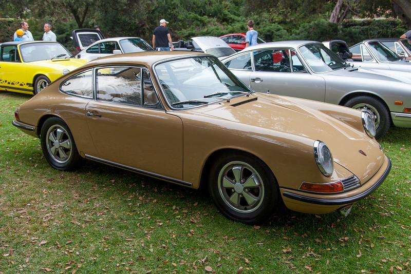 William Kling's 1967 Porsche 911 S
