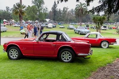John Mutlow's 1967 Triumph TR4A