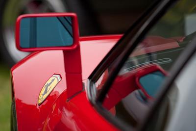 1985 Ferrari 288 GTO - owned by David Lee