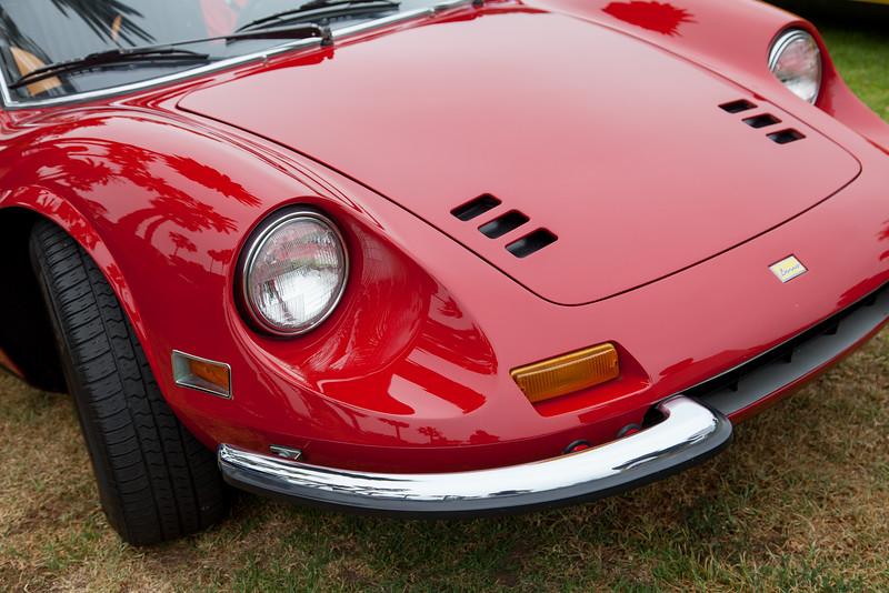 1972 Ferrari Dino GTS 246 - owned by Michael Lowenstam