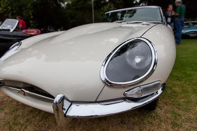 1965 Jaguar XKE - owned by Tom Krefetz