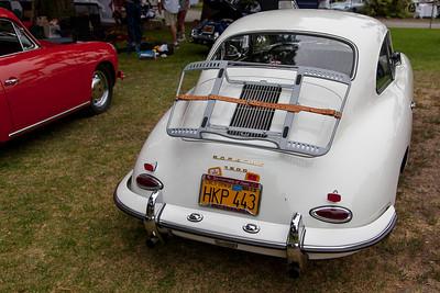 Mark Henzel's 1960 Porsche 356 B T5