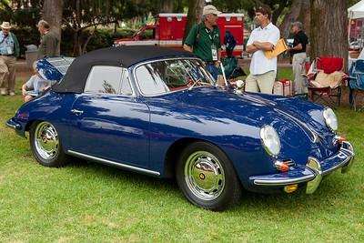 Christopher Casler's 1963 Porsche 356 SC Cabriolet A