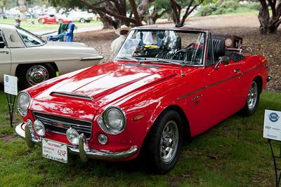 Howard Rosenfeld's 1969 Datsun Fairlady 2000