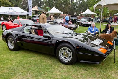1980 Ferrari 512 Berlinetta Boxer - owned by Mike Tsai