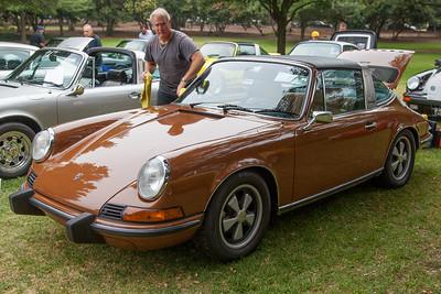 1972 Porsche 911T - owned by Bradley Baldwin
