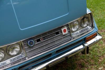 1966 Toyota Corona - owned by Egardo Lim