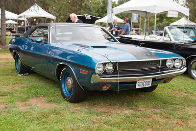 1970 Dodge Challenger R/T owned by Peter Treglia
