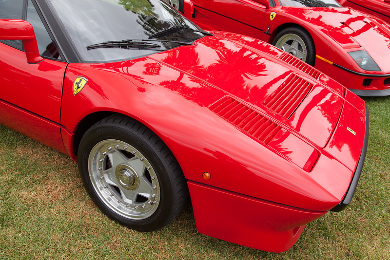 1985 Ferrari 288 GTO owned by David Lee