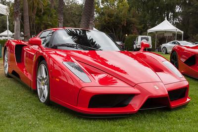 2003 Ferrari Enzo owned by David Lee