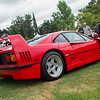 1990 Ferrari F40 owned by David Lee