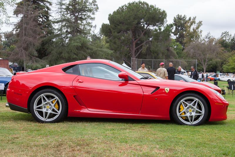 2004 Ferrari 599 GTB Fiorano owned by Paul Su