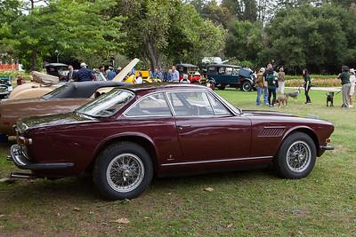 1966 Maserati 3700 GTI Sebreing Series II owned by Peter Fodor
