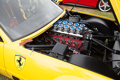 Jim Busby's custom 1982 Ferrari 400 GTC