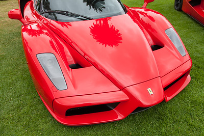2003 Ferrari Enzo owned by David Lee