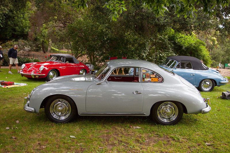 1959 Porsche 356A Carrera GS, owned by Chip Perry
