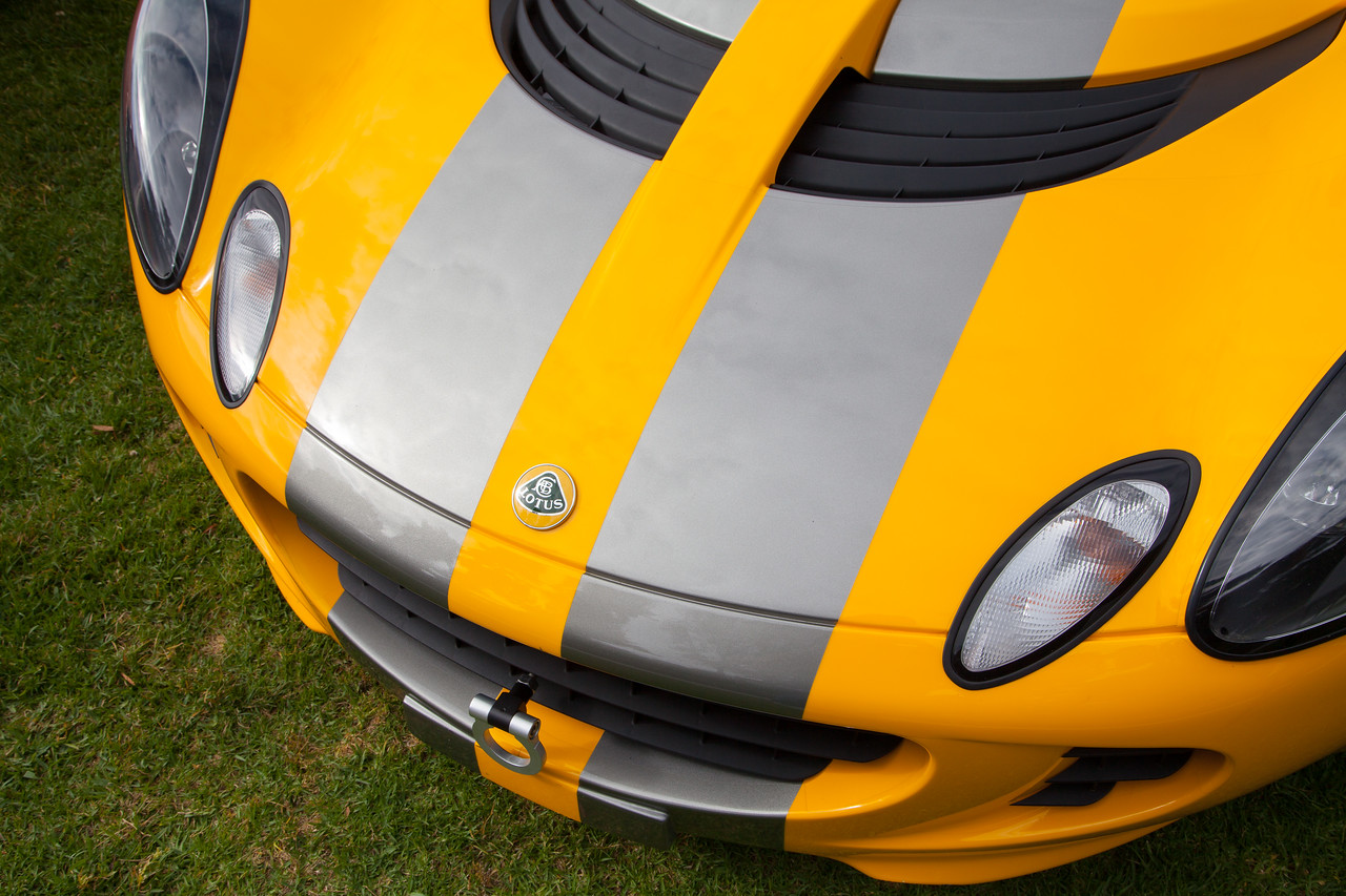 2006 Lotus Sport Elise, owned by Jim Bindman