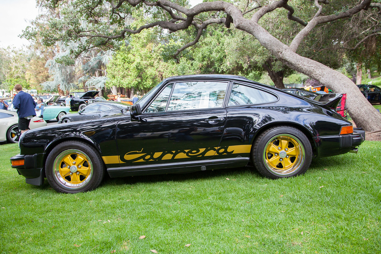 1974 Porsche 911 Carrera Coupe, owned by Hovsep Geragosian
