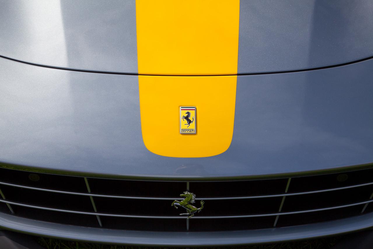 2017 Ferrari F12 Coupe, owned by Joseph Sposato