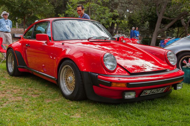 1979 Porsche 930 Carrera Turbo, owned by David Samkow