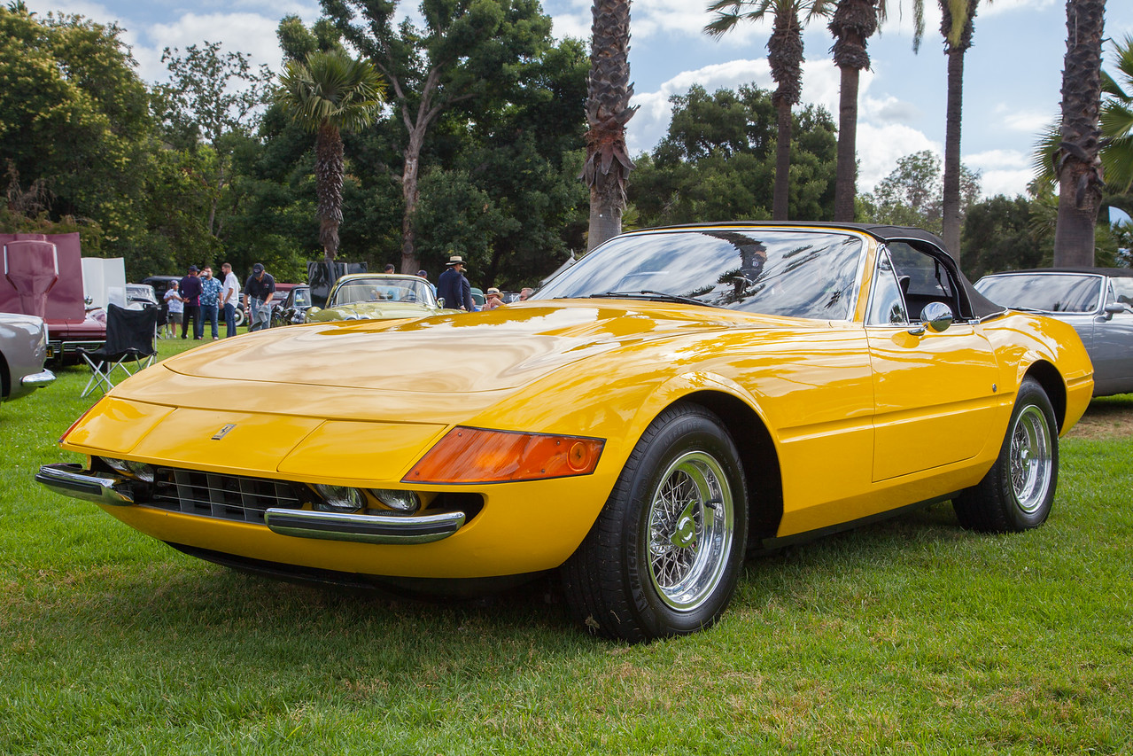 1973 Ferrari 365 GTB/4 Daytona, owned by Robert De Pietro