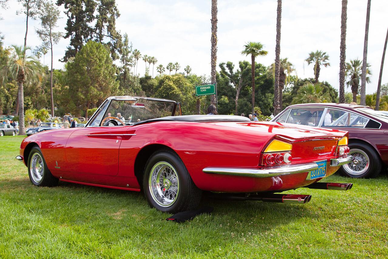 1967 Ferrari 365 California - The Nethercutt Collection