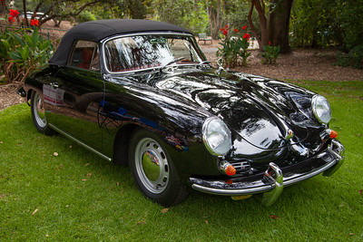 1964 Porsche 356 Cabriolet C, owned by Gabe Renge