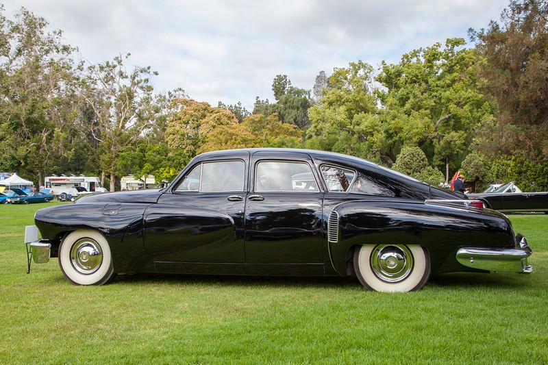 1948 Tucker Torpedo - Petersen Automotive Museum