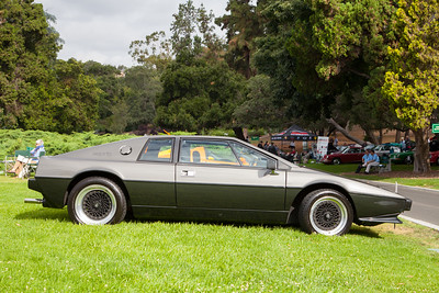 1978 Lotus Esprit S1, owned by Joe Tseng