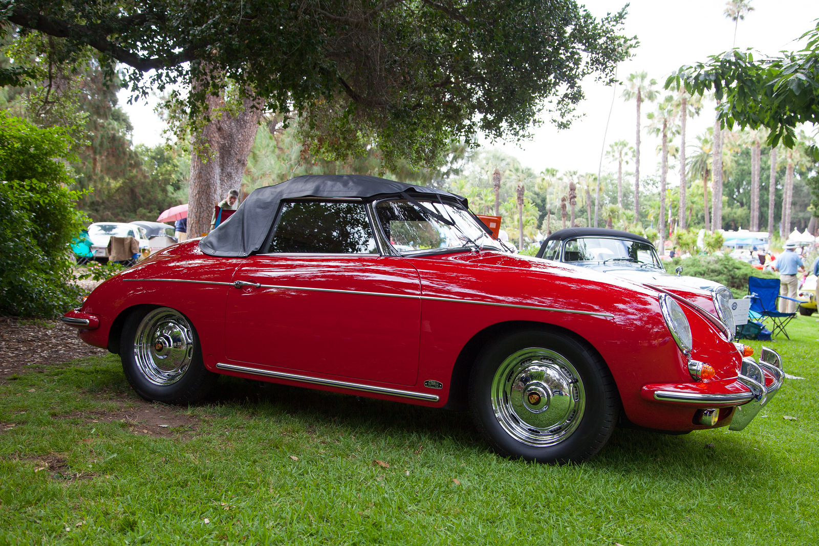 1962 Porsche 356B 1600 S. Roadster, owned by William & Teresa Tripodi