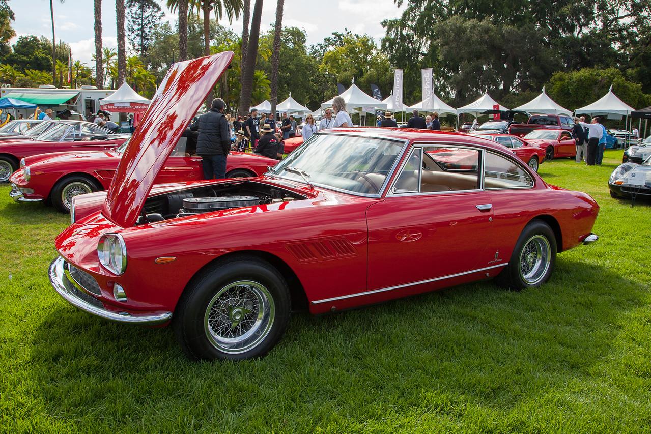 1964 Ferrari 330 GT, owned by Harlan Irvine