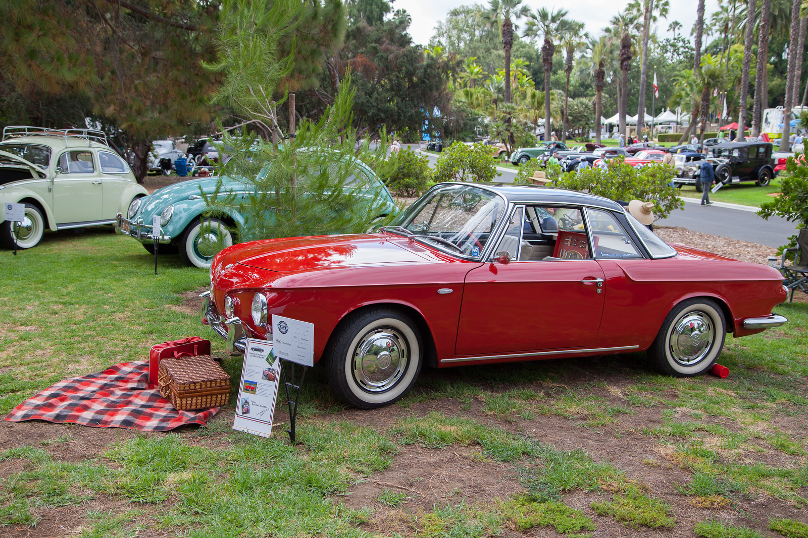 1963 Volkswagen Type 34 Ghia, owned by Bruce Hoel