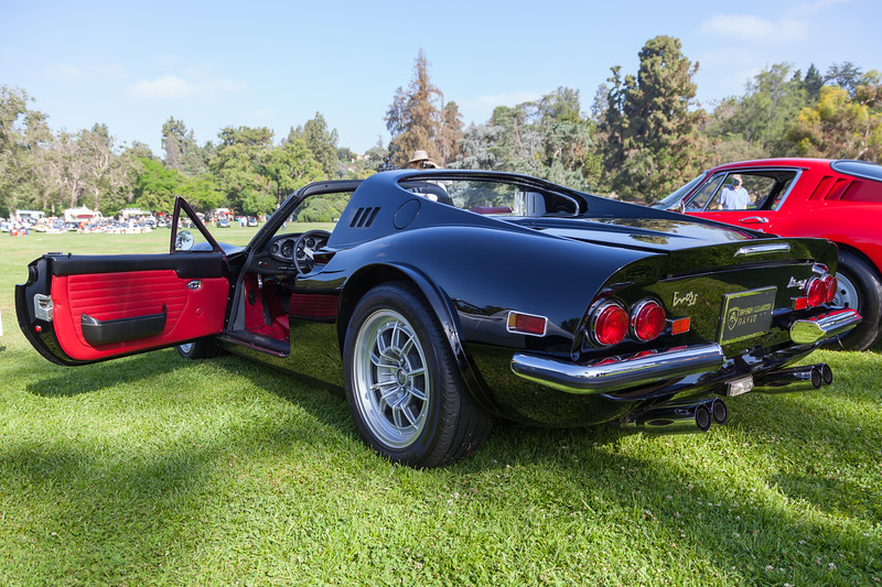 1972 Ferrari David Lee Edition Monza 3.6 Evo