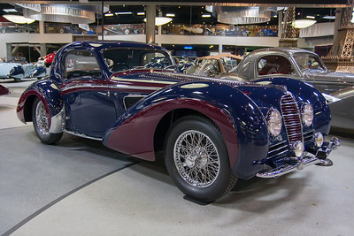 1938 Delahaye Type 145 V12 Coupe