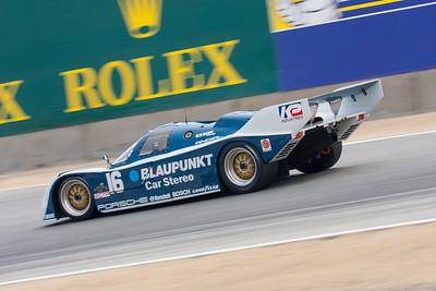 Zak Brown - 1986 Porsche 962