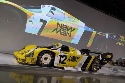1983 Porsche 956, chassis #105