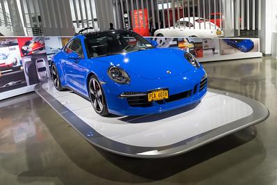 2016 991 GTS Club Coupe