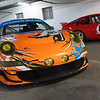 "2009 997 RSR ""Flying Lizard Motorsports"" Art Car"