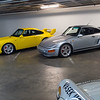 [L-R] 1996 993 RS, 1994 911 (964) Turbo S X83