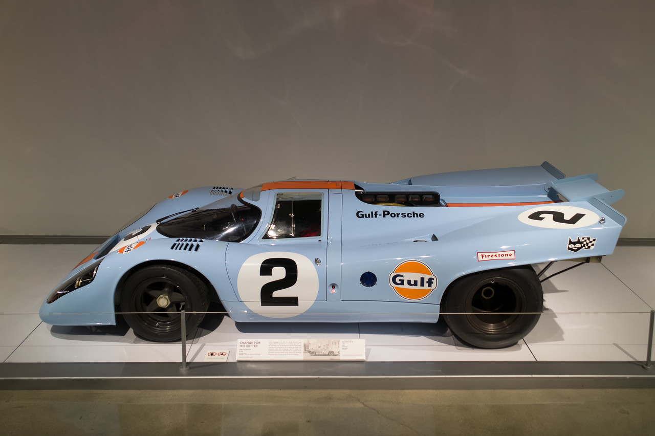 1969 Porsche 917K, chassis #015 - Winner 1970 24 Hours of Daytona