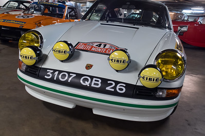 1973 911 Carrera R.S. Lightweight