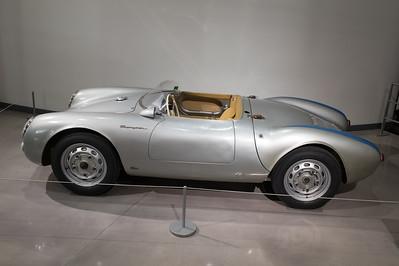1956 Porsche 550/1500 RS Spyder
