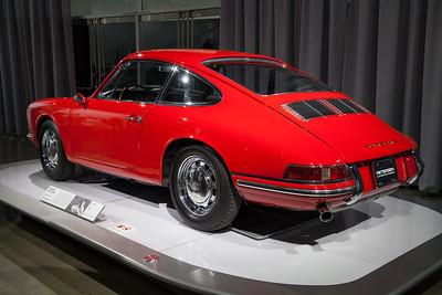 1964 Porsche 901 - The Petersen Automotive Museum