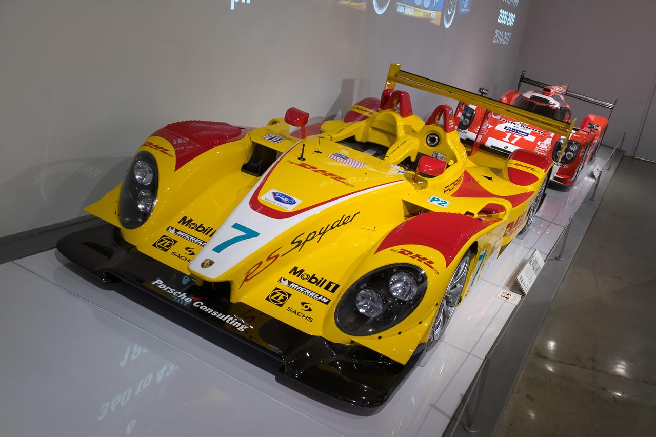 2008 Porsche RS Spyder, Chassis #802 - Winner 2008 12 Hours of Sebring