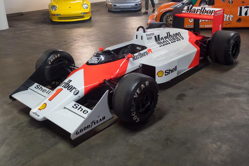 1987 F1 McLaren MP4/3/1 TAG Porsche